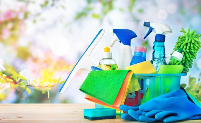 Tips Spring Cleaning Dan Saran